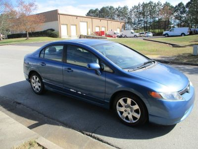 2006 Honda Civic LX (Blue)