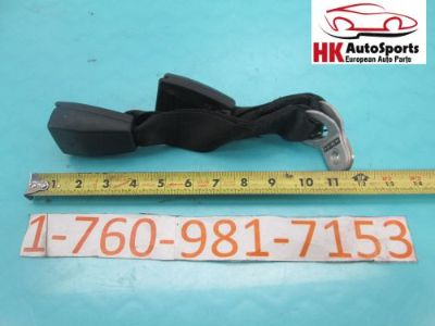 Buy BMW E46 323I 325I 328I 330I M3 REAR CENTER SEAT BELT BUCKLE RECEIVER BLACK OEM motorcycle in Hesperia, California, United States, for US $27.72