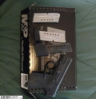 For Sale: M&P 9 Shield performance product line