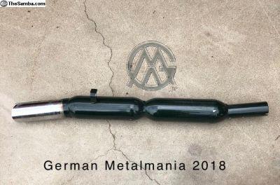 NOS Pacer Brand Muffler for VW Rabbit/Scirocco