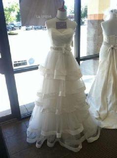 $400 4 Designer Wedding Gowns