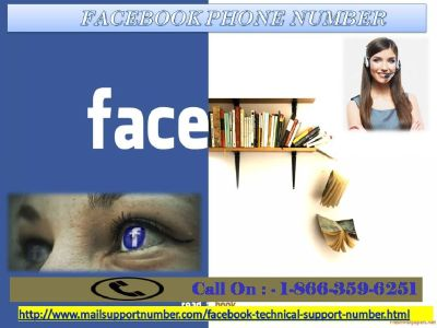 Don't Go For conceited Services Use 1-866-359-6251 Facebook Phone Number Instead