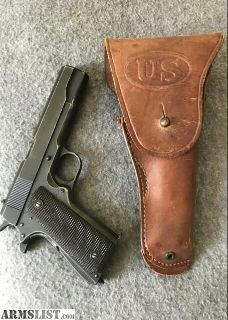For Sale/Trade: Ww2 1911