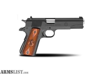 For Sale: SPRINGFIELD ARMORY MIL-SPEC PARKERIZED 45 ACP