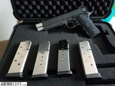 For Sale: 1911 Tactical 45