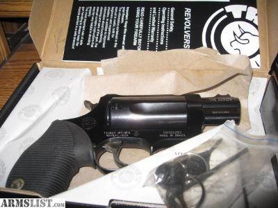 For Sale: Taurus Judge 45LC410