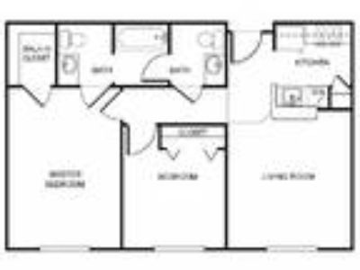 Lake Point Senior Apartments - Two BR/Two BA