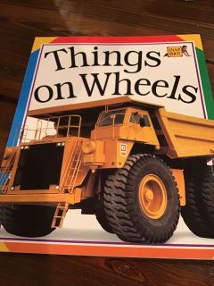 Things on Wheels Paperback - code rw