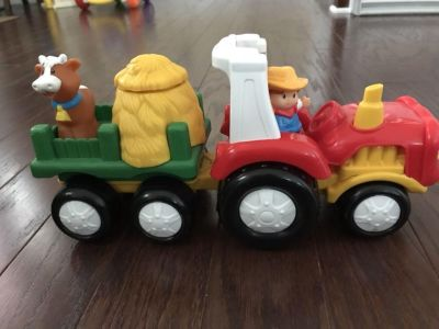 Fisher Price Musical Tractor