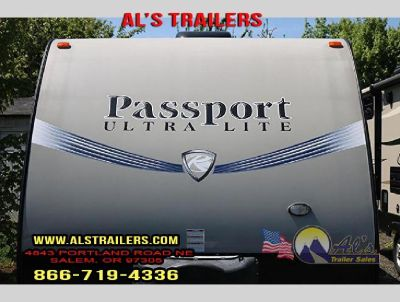 Used 2016 Keystone RV Passport 238MLWE Express-travel trailer