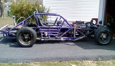 Troyer Street rod project