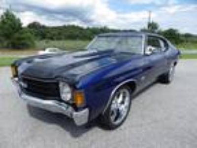 1972 Chevrolet Chevelle SS 350 Super Solid
