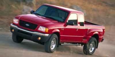 2001 Ford Ranger Edge (Black Clearcoat)