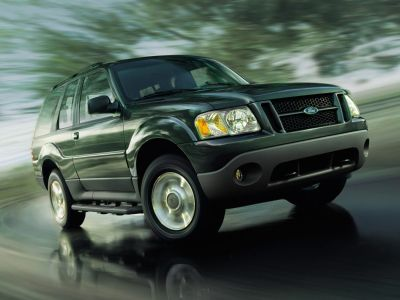 2003 Ford Explorer Sport XLT (Black Clearcoat)