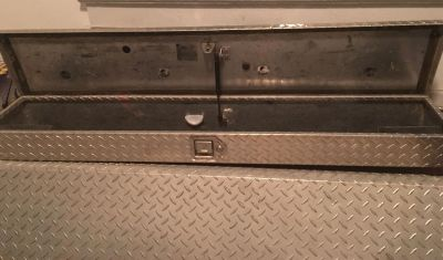 Custom Made Side Tool Boxes