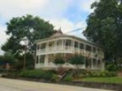 Inn for Sale Historic Herman Knittel Home in Burton Texas