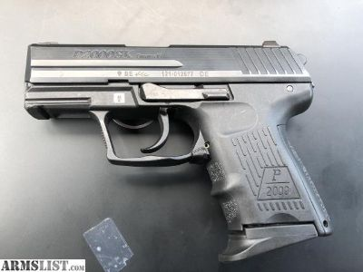 For Sale: HK P2000sk