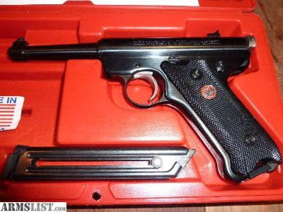 For Sale/Trade: PRICE DROP 50th anniversary ruger mk ll