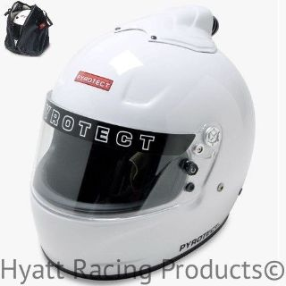 Sell Pyrotect SA2015 Pro Airflow Top Forced Air Racing Helmet - All Sizes & Colors motorcycle in Bend, Oregon, United States, for US $429.00