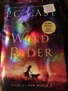 Wind Rider - Tales of A New World book 3