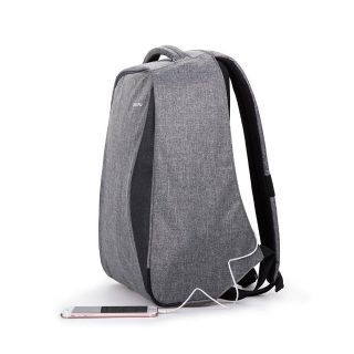 Anti Theft Water Resistant TSA Friendly 15.6 Inch with USB Charging Port for Computer Backpack by Heartbeat