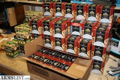 For Sale/Trade: 5,000 rounds of 22lr Ammo