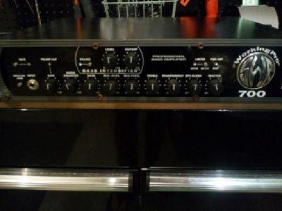 $650 Bass Amplifier