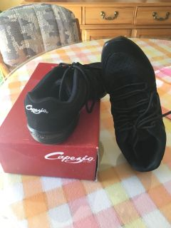 Capezio jazz dancing shoes