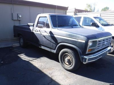 ***Arizona Select Rides** 1983 Ford F150 Work Truck with Tool Chest**