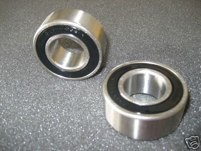 "Sell HD ROADKING 1"" AXLE FRONT WHEEL BEARINGS (2) PCS. 2000'-2007' FLTR ROAD GLIDE motorcycle in Huntington Beach, California, United States, for US $13.99"