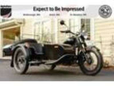 2018 Ural M70 Flat Black Custom 2018 Ural M70 Flat Black Custom