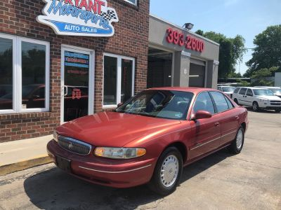 1997 Buick Century Limited (Red)