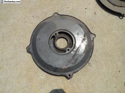 VW Beetle 12-Volt Generator Backing Plate.
