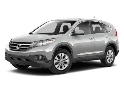 2013 Honda CR-V EX-L (Urban Titanium Metallic)
