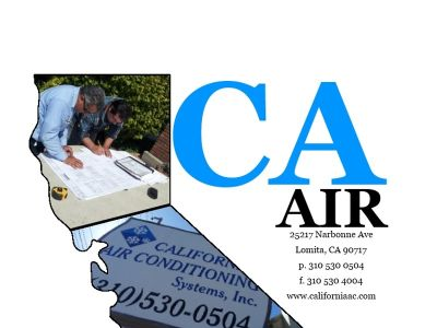 air conditioning & Heating Installation 310-530-0504