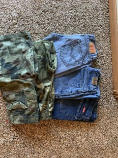Lot of Size 12 Jeans & Shorts