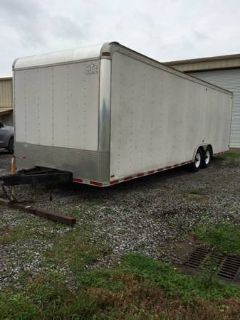 2006 ENCLOSED TRAILER 28FT