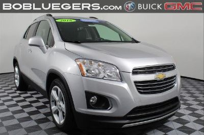 2016 Chevrolet Trax (Silver Ice Metallic)