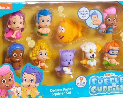 ISO : Anything and everything Bubble Guppies