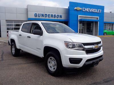2017 Chevrolet Colorado WORK TRUCK (summit white)