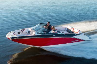 2018 Scarab 215 ID Jet Boats Clearwater, FL