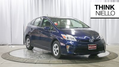 2015 Toyota Prius II (Nautical Blue Metallic)