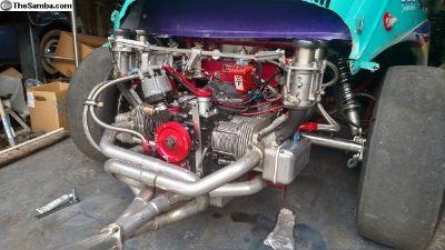 2332 cc full drag engine