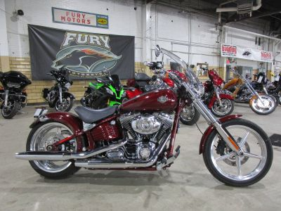 2009 Harley-Davidson Softail Rocker C Cruiser South Saint Paul, MN