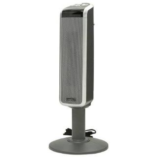 "New! Lasko Ceramic 30"" Pedestal 1500W Space Heater w/Remote Control"