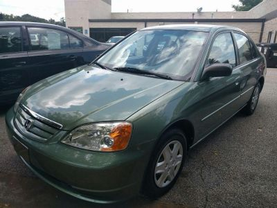 2003 Honda Civic LX (GRN)