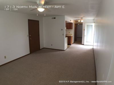 North Town One Bedroom Third Floor With Balcony