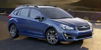2016 Subaru Impreza 2.0i (Crystal White Pearl)