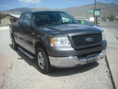 2004 Ford F150 Super cab 4dr.Low miles.