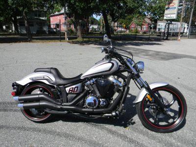 2015 Yamaha Stryker Cruiser Motorcycles Springfield, MA